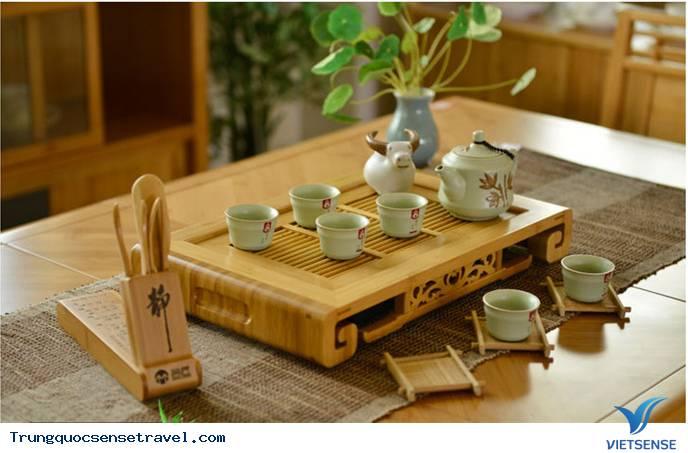 Nét đặc sắc ẩn trong văn hóa trà đạo Trung Hoa,net dac sac an trong van hoa tra dao trung hoa