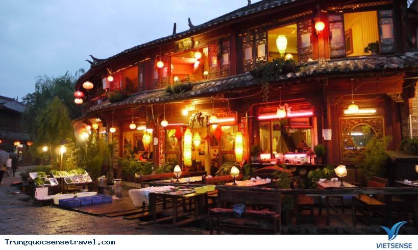 Ngao du thành phố Lệ Giang của Trung Quốc,ngao du thanh pho le giang cua trung quoc