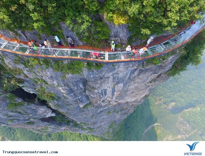 """Những cây cầu là nơi """"diễn sâu"""" lý tưởng khi du lịch Trung Quốc"""