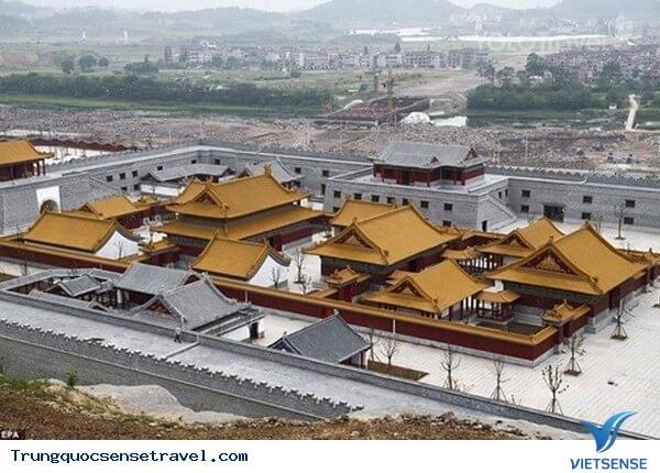 Những địa điểm quay phim cổ trang đình đám ở Trung Quốc