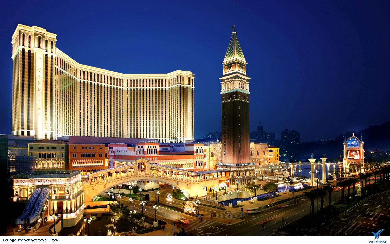 Những điều nhất định không được bỏ qua khi tới Macau