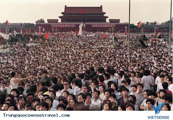 Quảng trường Thiên An Môn,quang truong thien an mon