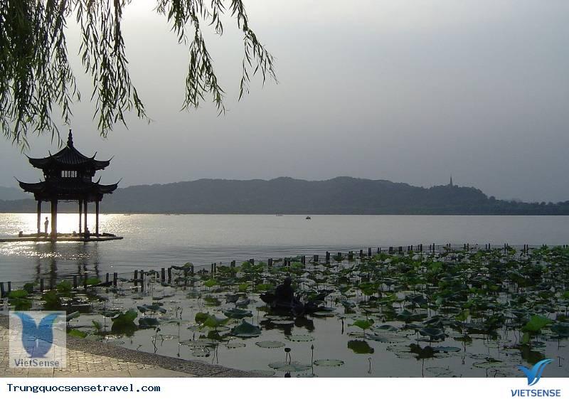 Tây Hồ - Hàng Châu - Trung Quốc, du lich trung quoc