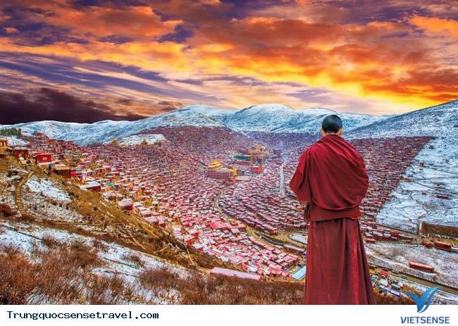 Tây Tạng - vẻ đẹp mang đậm chất huyền bí,tay tang  ve dep mang dam chat huyen bi
