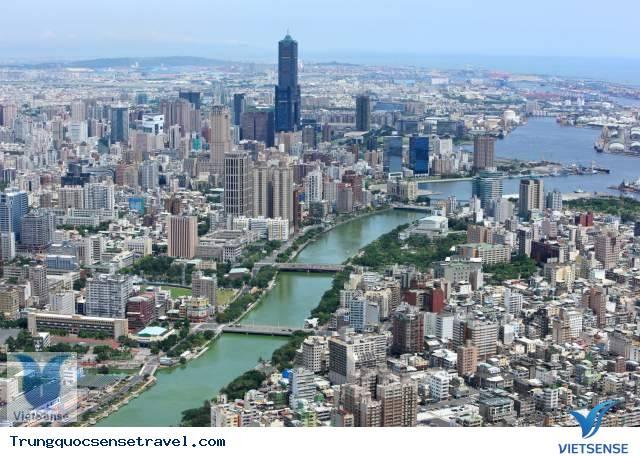 Thành phố Cao Hùng Đài Loan,thanh pho cao hung dai loan