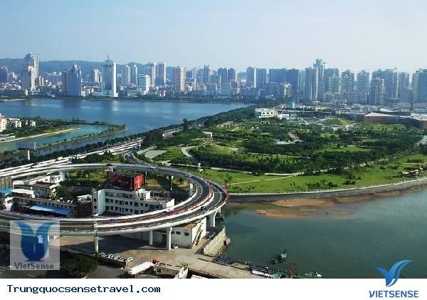 Thành phố Hạ Môn - Phúc Kiến - Trung Quốc