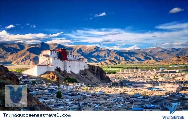 Thành phố Lhasa, du lịch, Trung Quốc