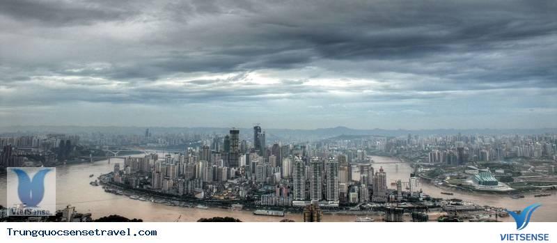 Thành phố Trùng Khánh - Trung Quốc