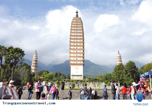 Thưởng ngoạn cảnh đẹp ở Thương Sơn cổ tự của Trung Quốc,thuong ngoan canh dep o thuong son co tu cua trung quoc