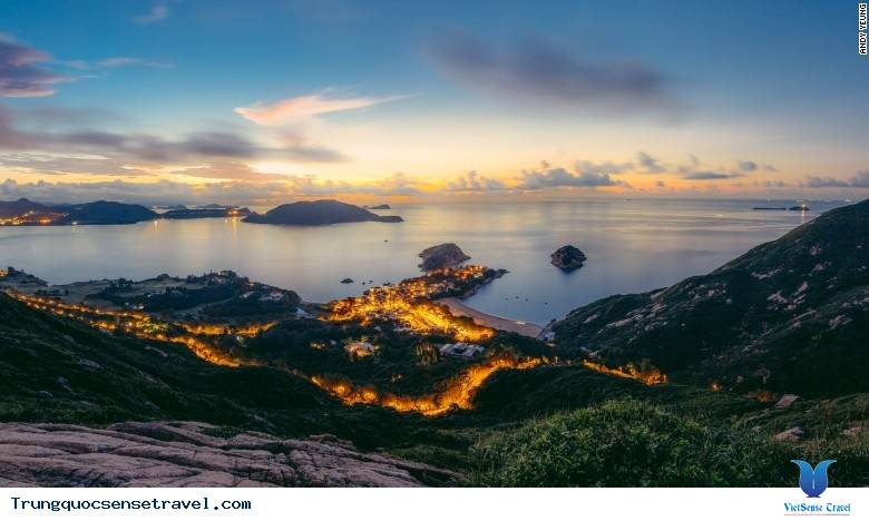 Thưởng thức hương vị trong lành tại đảo Shek O của Trung Quốc,thuong thuc huong vi trong lanh tai dao shek o cua trung quoc