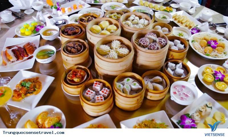 Tìm hiểu một vài nét văn hóa về ẩm thực ở Trung Quốc