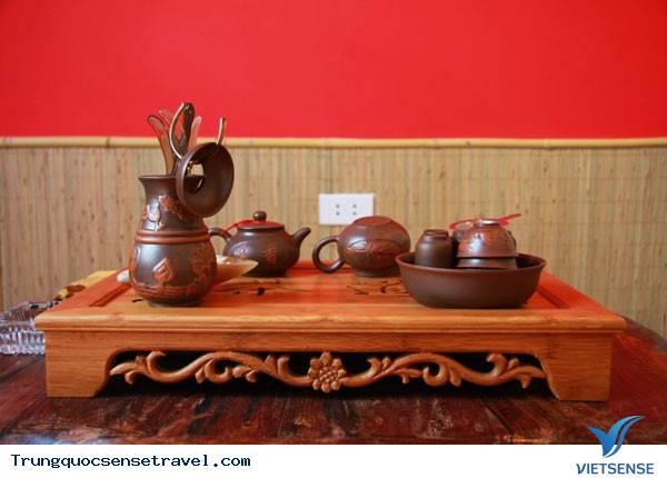 Tìm hiểu phong tục đấu trà tại Trung Quốc,tim hieu phong tuc dau tra tai trung quoc