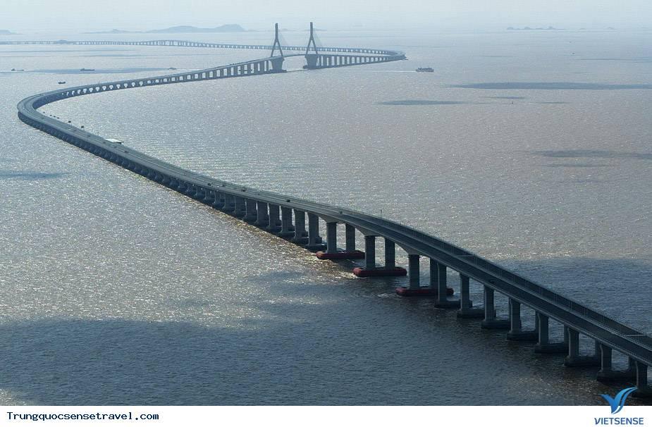 Top 10 cây cầu dài nhất thế giới tại Trung Quốc,top 10 cay cau dai nhat the gioi tai trung quoc