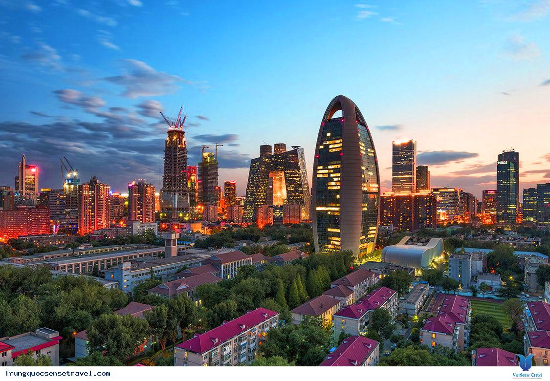 Giới thiệu Tour du lịch Bắc Kinh