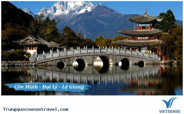 Tour Du Lịch Côn Minh - Đại Lý - Lệ Giang | VIETSENSE