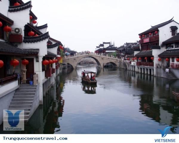 Tour Du Lịch Hà Nội - Bắc Kinh - Thượng Hải - Tô Châu - Hàng Châu cuối năm 2016