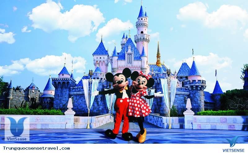 Tour Hồng Kông - Disney Land 4 Ngày 3 Đêm