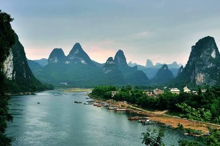 Tour Du Lịch Nam Ninh Quế Lâm 4 Ngày 3 Đêm | VIETSENSE
