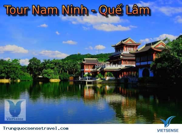 Tour Du Lịch Trung Quốc : Nam Ninh - Quế Lâm từ Hà Nội khởi hành Ngày 13 Tháng 11 Năm 2016