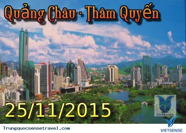 Tour Du Lịch Trung Quốc hấp dẫn cuối năm 2015, ngày khởi hành 25 tháng 11 năm 2016