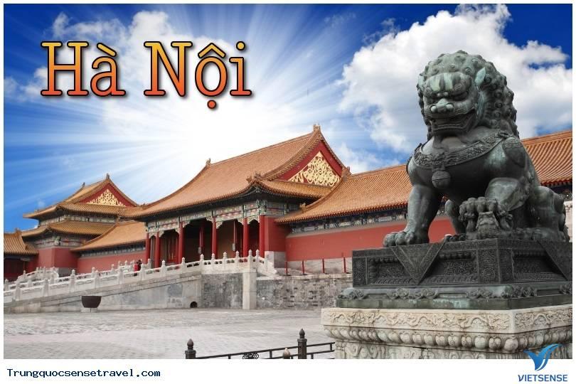 TOUR DU LỊCH TRUNG QUỐC TỪ HÀ NỘI | VIETSENSE | TRANG 2