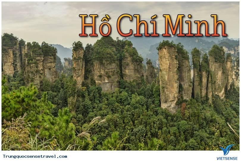 Tour Du Lịch Trung Quốc Từ Tp. Hồ Chí Minh | VIETSENSE