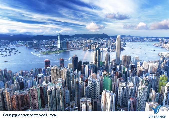 Tour Hồng Kông - Thiên Đường Giải Trí Disney Land 4 Ngày 3 Đêm