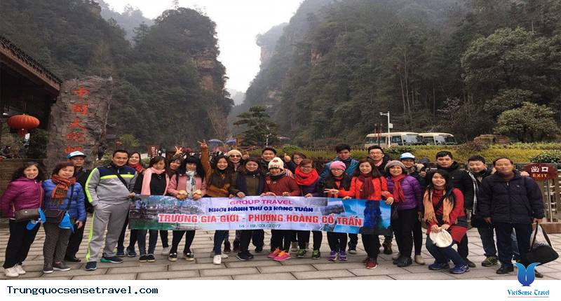 Tour Trung Quốc: Trương Gia Giới - Phượng Hoàng cổ trấn từ Hà Nội,tour trung quoc truong gia gioi  phuong hoang co tran tu ha noi