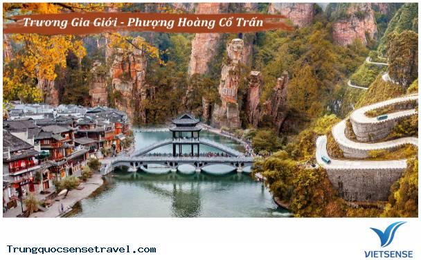 Tour Trương Gia Giới - Phượng Hoàng Cổ Trấn | Vietsense