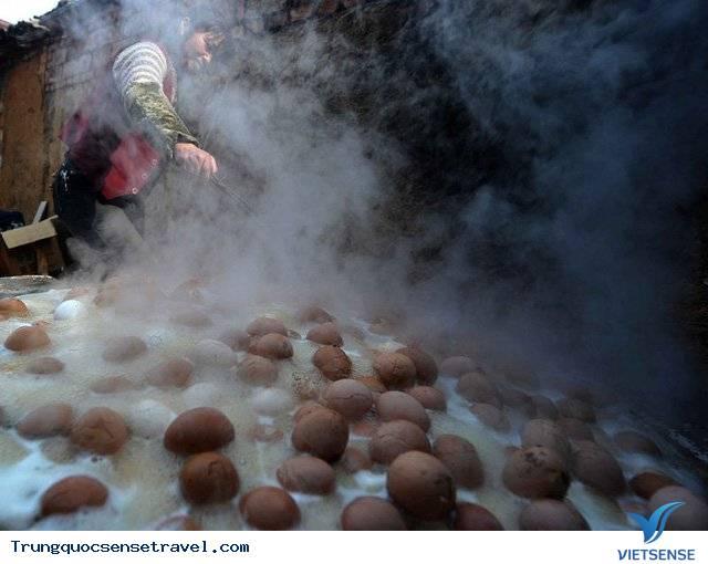 Trứng luộc bằng nước tiểu bé trai tại Trung Quốc,trung luoc bang nuoc tieu be trai tai trung quoc