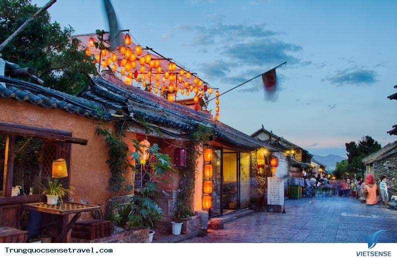 Trung Thu này mà đến thành phố Đại Lý, ngắm cảnh trăng sáng dọc khắp phố phường thì cực kỳ là phong thủy, 2018