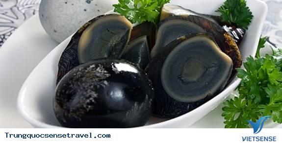 Trứng vịt Bắc Thảo,trung vit bac thao