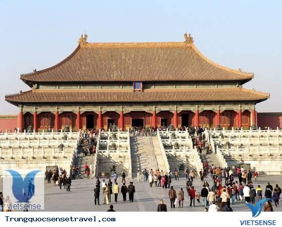 Tử Cấm Thành Bắc Kinh Trung Quốc,tu cam thanh bac kinh trung quoc