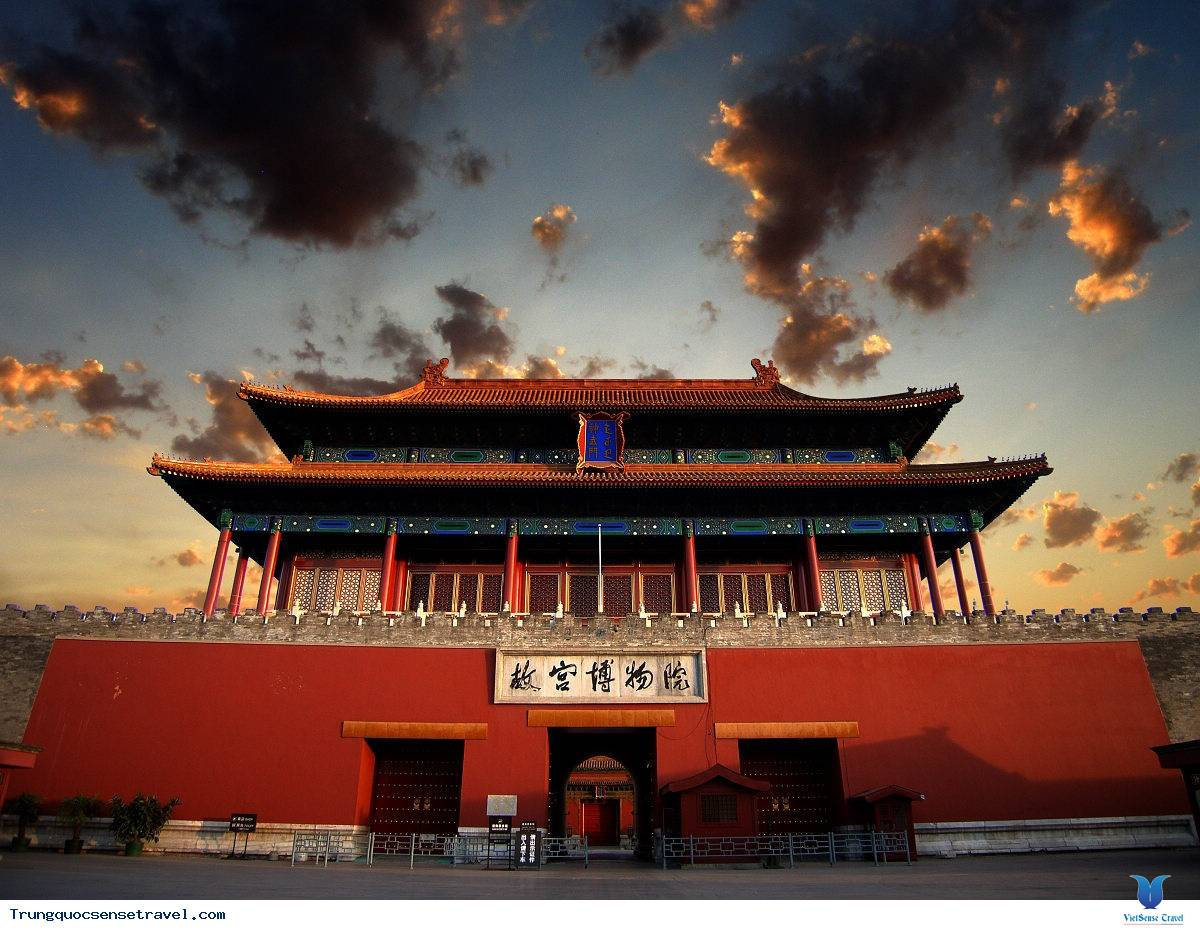 Tử Cấm Thành, kiệt tác Trung Hoa