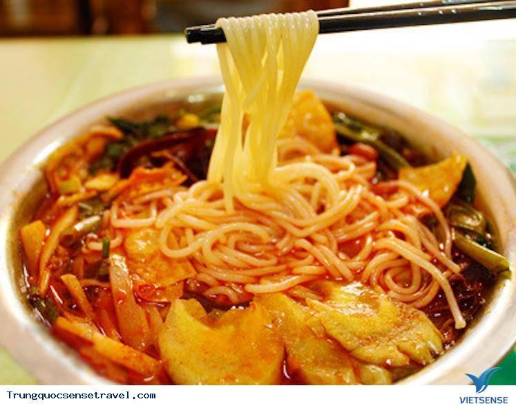 Vi Sao Người Dan Miền Nam Trung Quốc Lại Thich ăn Bun Gạo